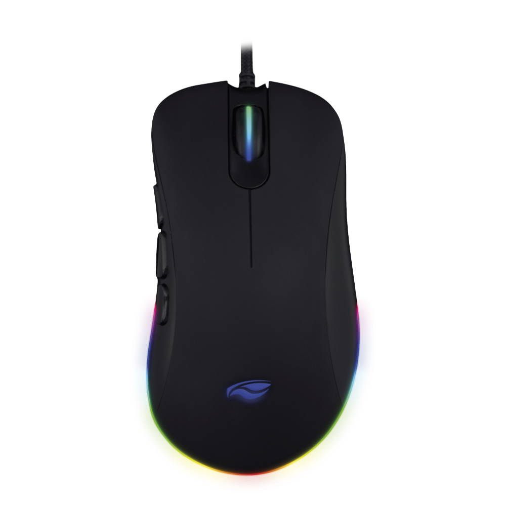 Mouse Game USB MG-400BK Rumble C3Tech
