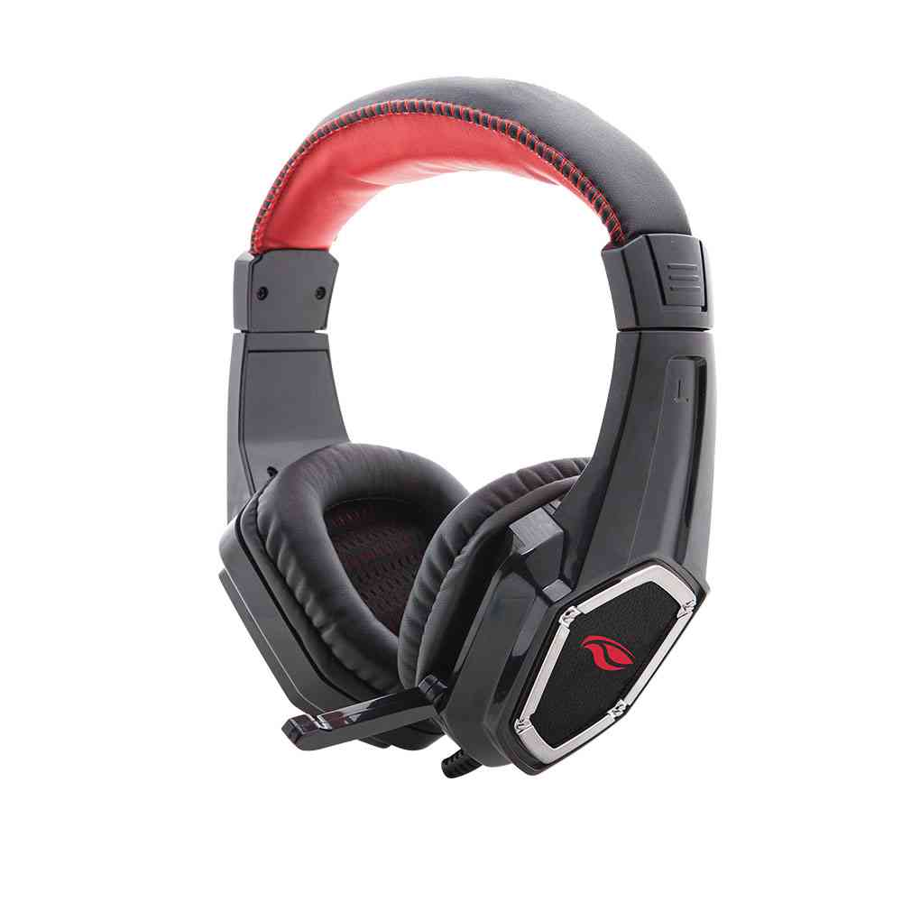 Fone Com Microfone Game Crow PH-G100BK C3Tech