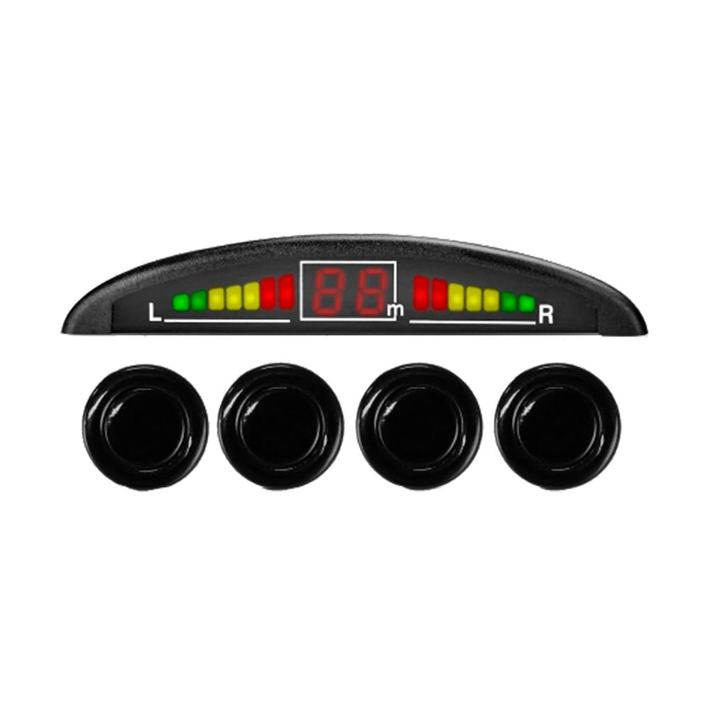 Sensor de Estacionamento com Camera PS-4301C BK C3Tech