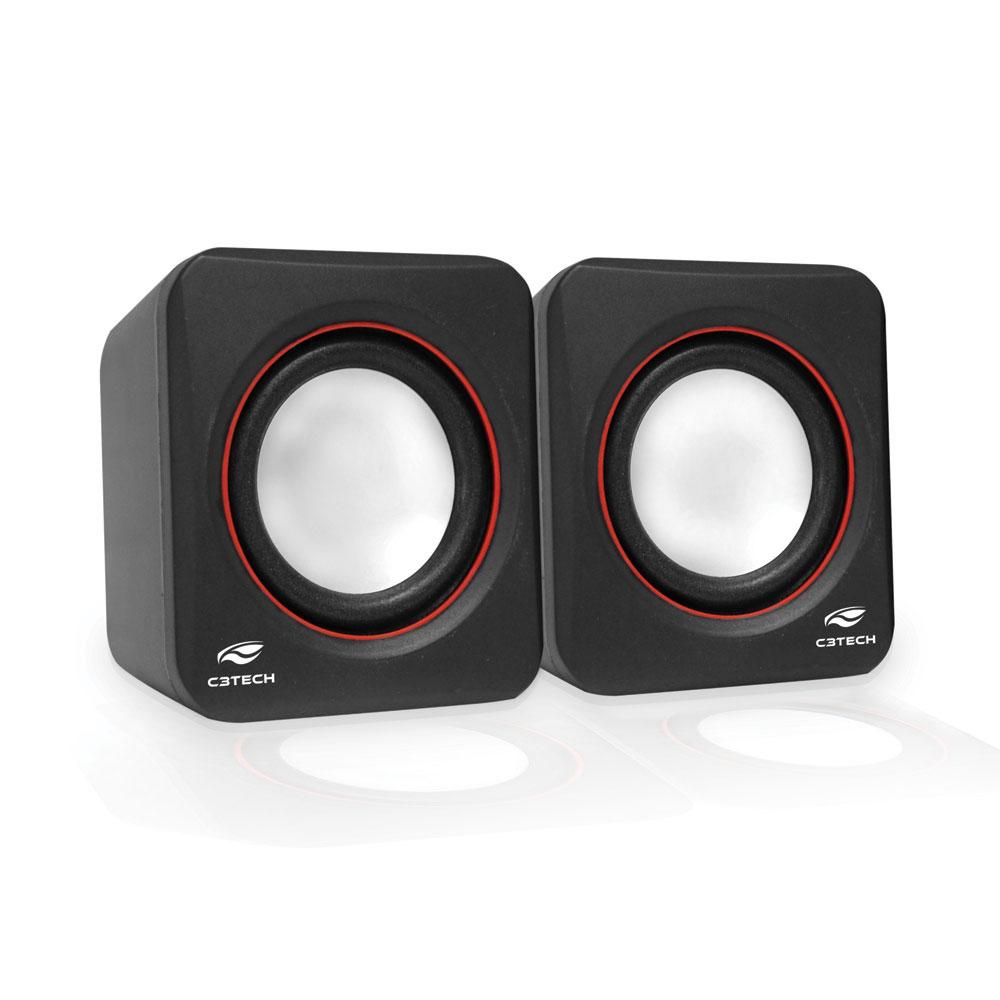 Speaker 2.0 SP-301BK C3Tech
