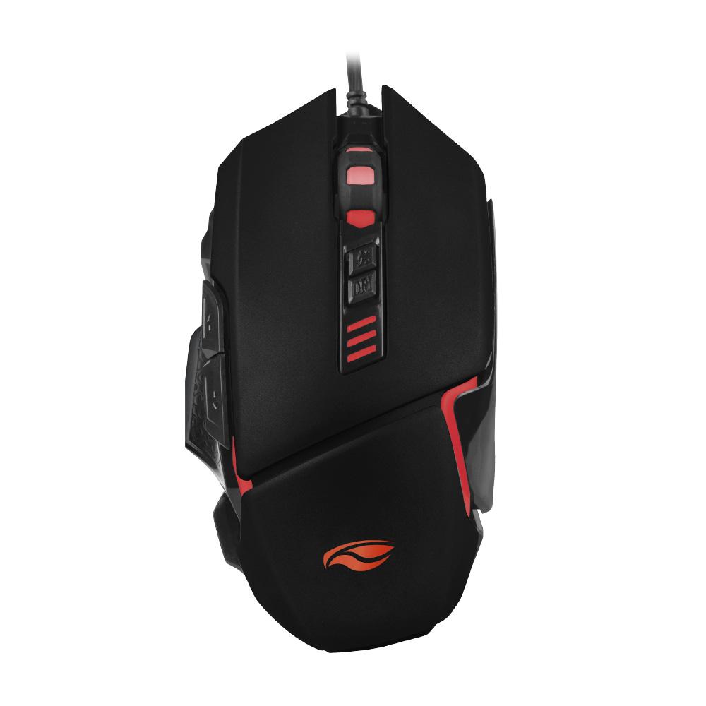 Mouse Game USB MG-130BK Preto C3Tech