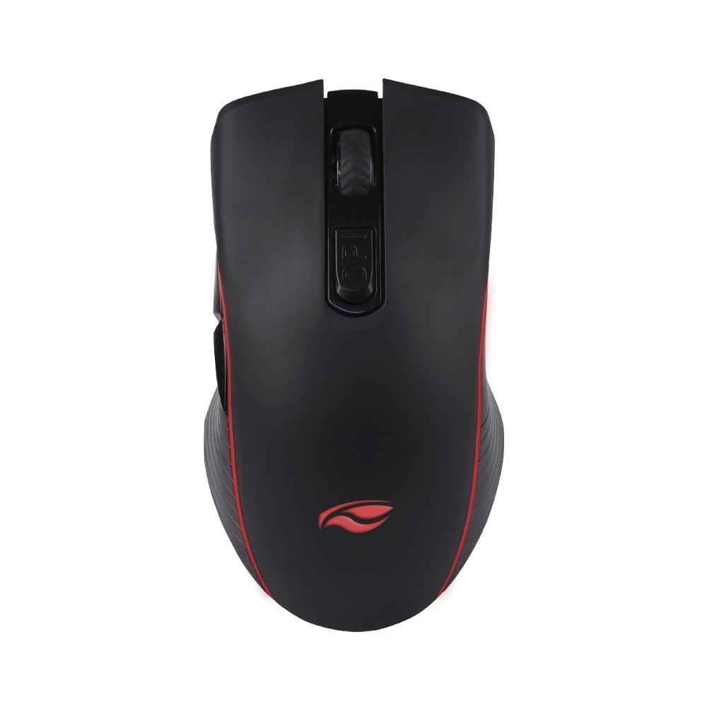 Mouse Game Sem Fio MG-W100BK Silent C3Tech