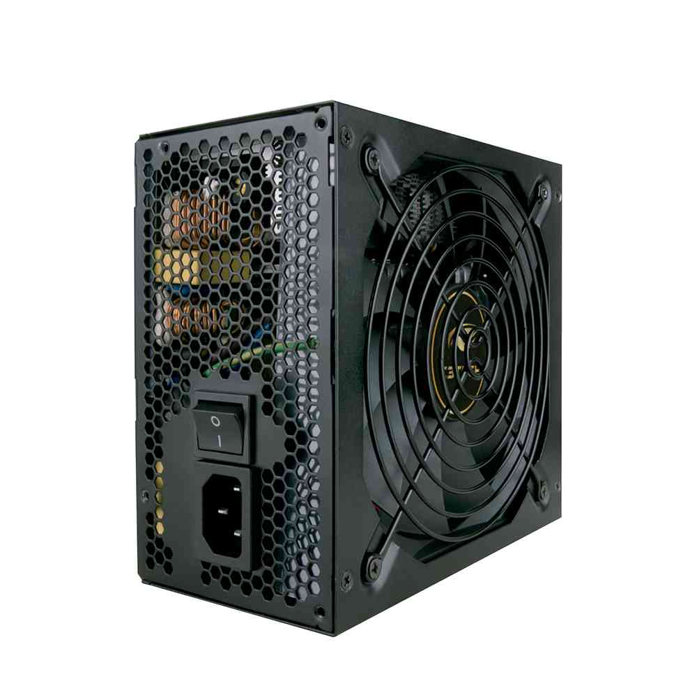Fonte Game ATX 600W PS-G600B 80Plus Bronze C3Tech