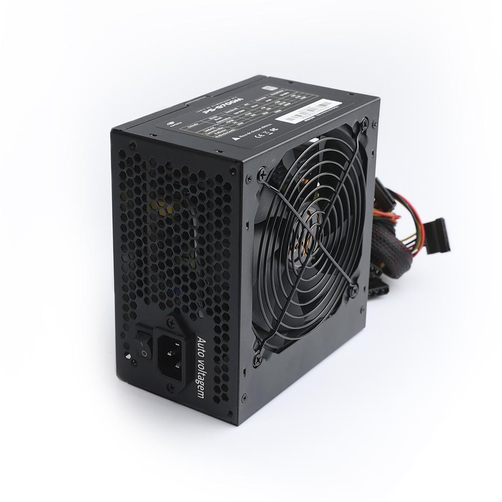 Fonte Game ATX 700W PS-G700M 80+ White C3Tech