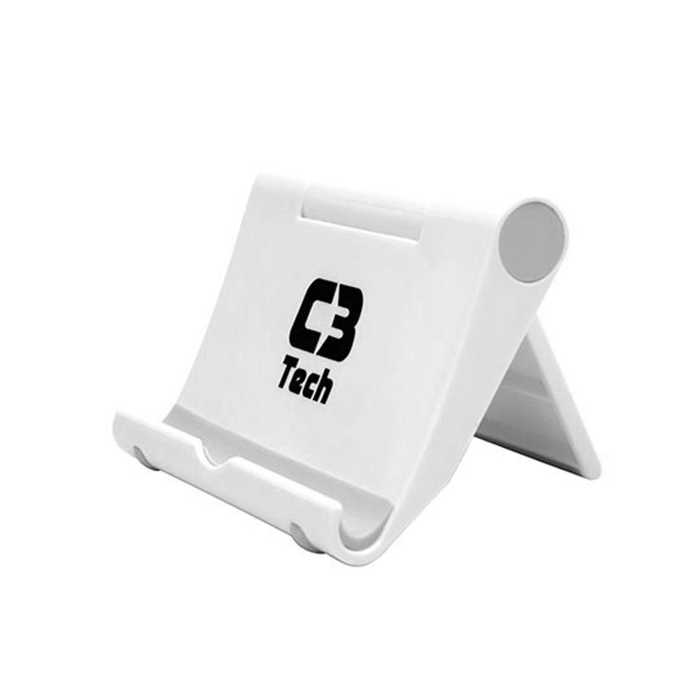 Suporte Universal Para Celular/Tablet MH-02 WH C3Tech