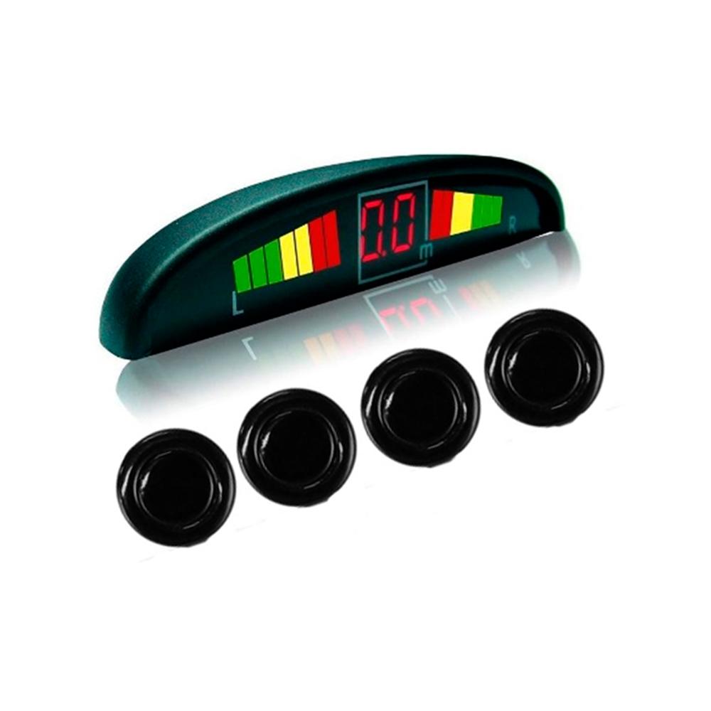 Sensor de Estacionamento PS-1001 BK C3Tech