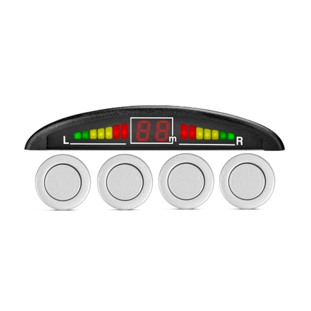 Sensor de Estacionamento com Camera PS-4301C SI C3Tech
