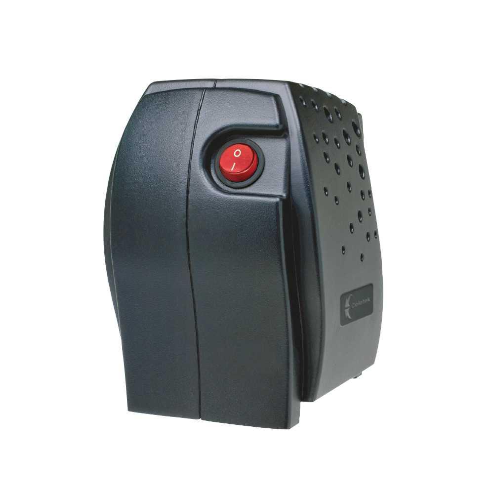 Estabilizador EXXA Power 300VA Bivolt Manual 115v Coletek Energia
