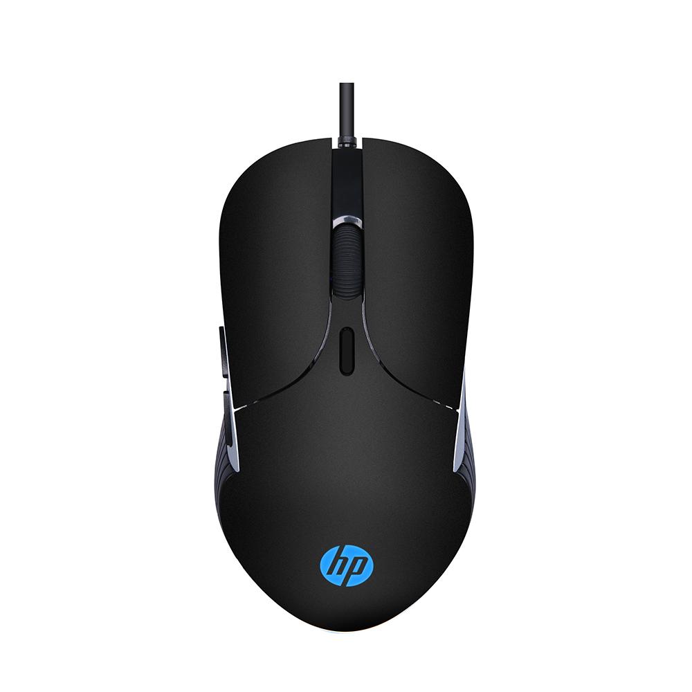 Mouse Game USB M280 RGB Preto HP