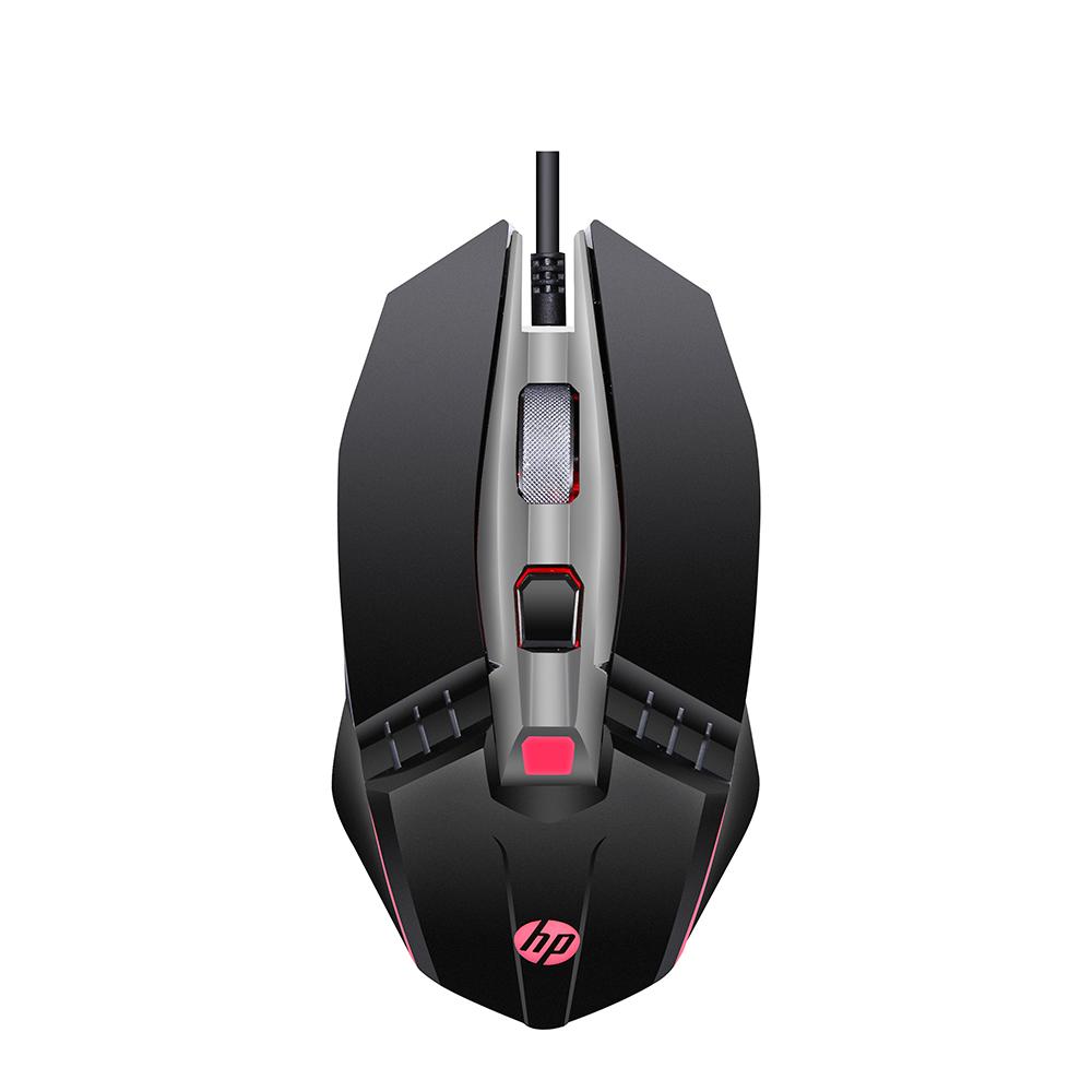 Mouse Game USB M270 Preto HP