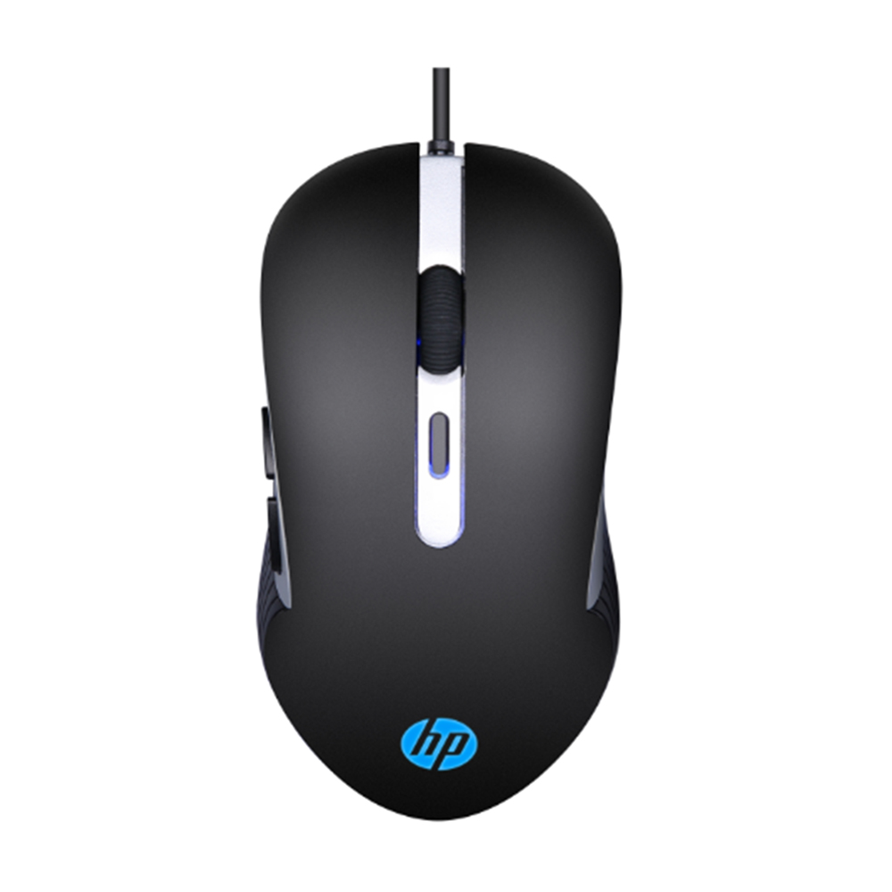 Mouse Game USB G210 Preto HP