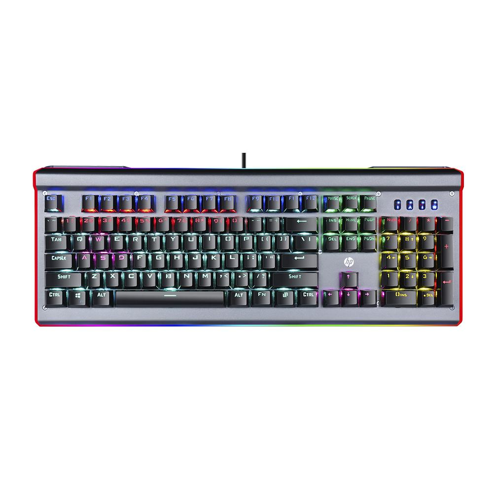 Teclado Game USB GK520 RGB HP