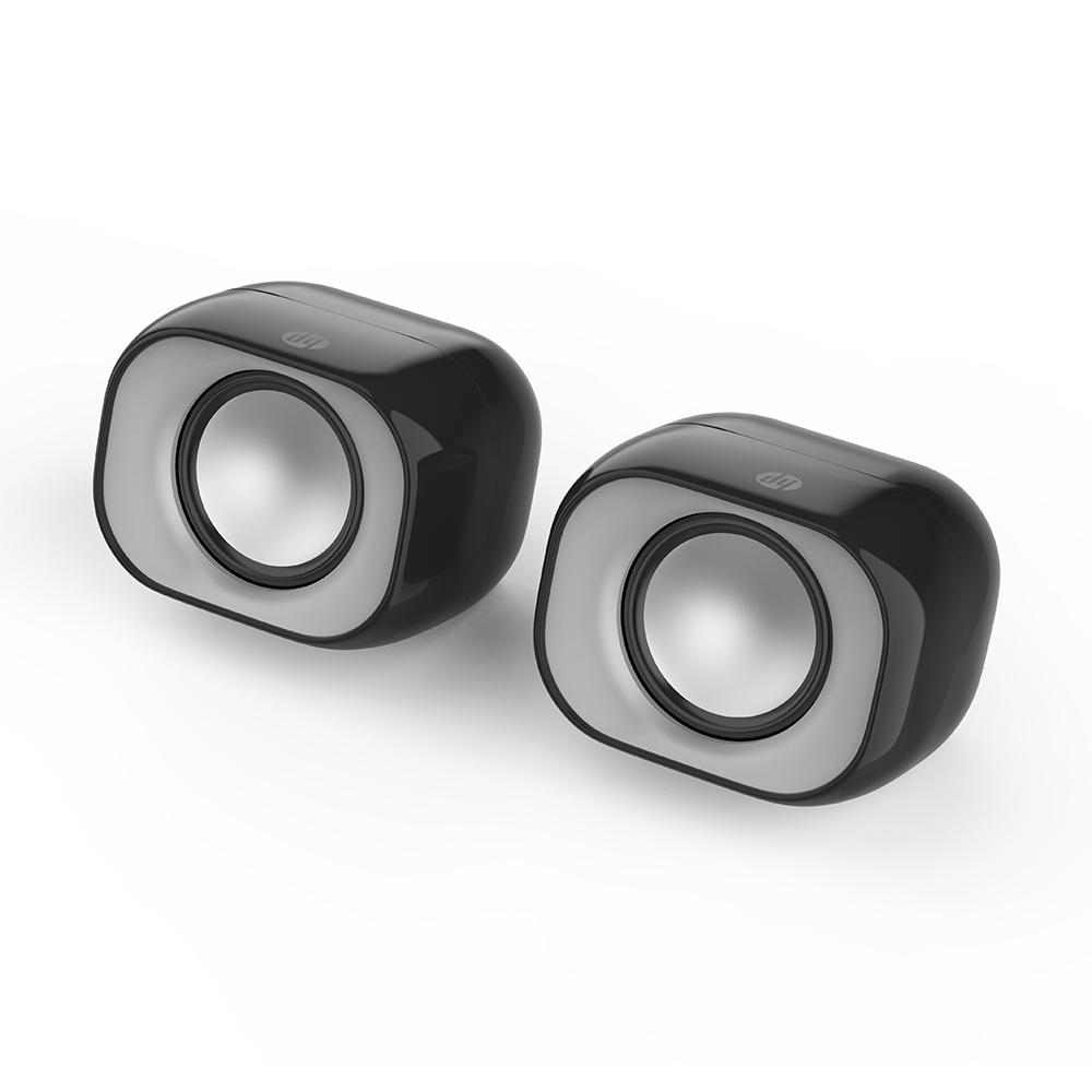 Speaker 2.0 DHS-2111 Preta HP