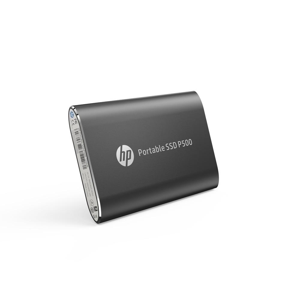 SSD Externo 120GB USB-C 3.1 P500 HP BLACK