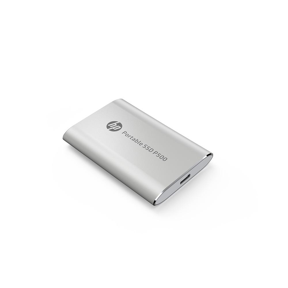 SSD Externo 120GB USB-C 3.1 P500 HP SILVER