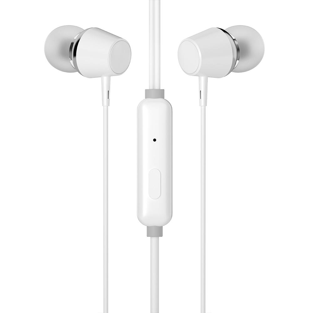 Fone de Ouvido Intra DHE-7000 Branco HP