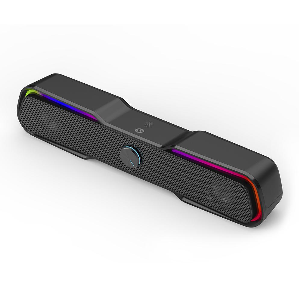 Speaker 2.0 DHE-6002 Preta HP