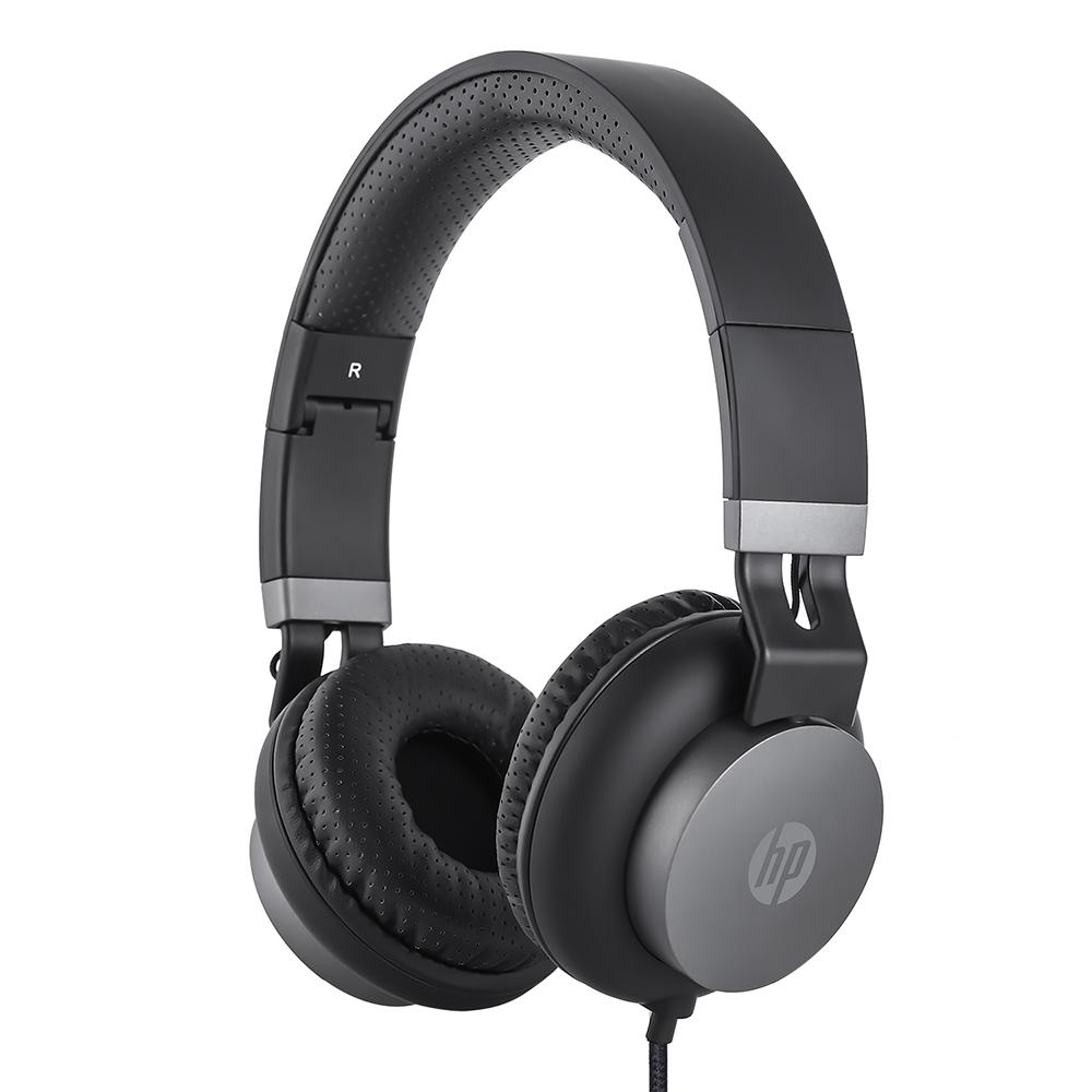 Fone Com Microfone Dobravel DHH-1205 Preto HP