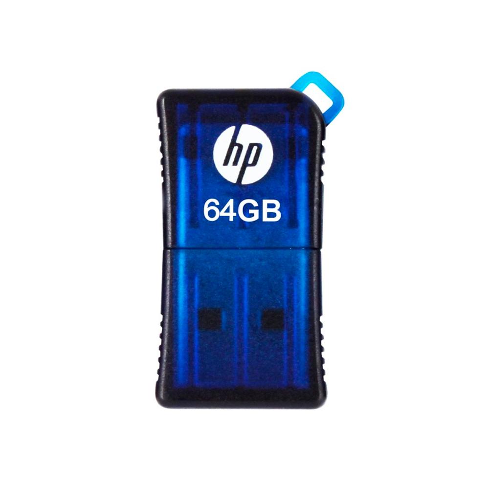 Pen Drive 64GB USB 2.0 Mini V165W HP