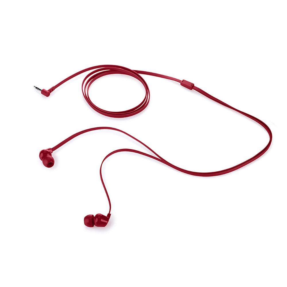 Fone de Ouvido Intra H100 Vermelho HP