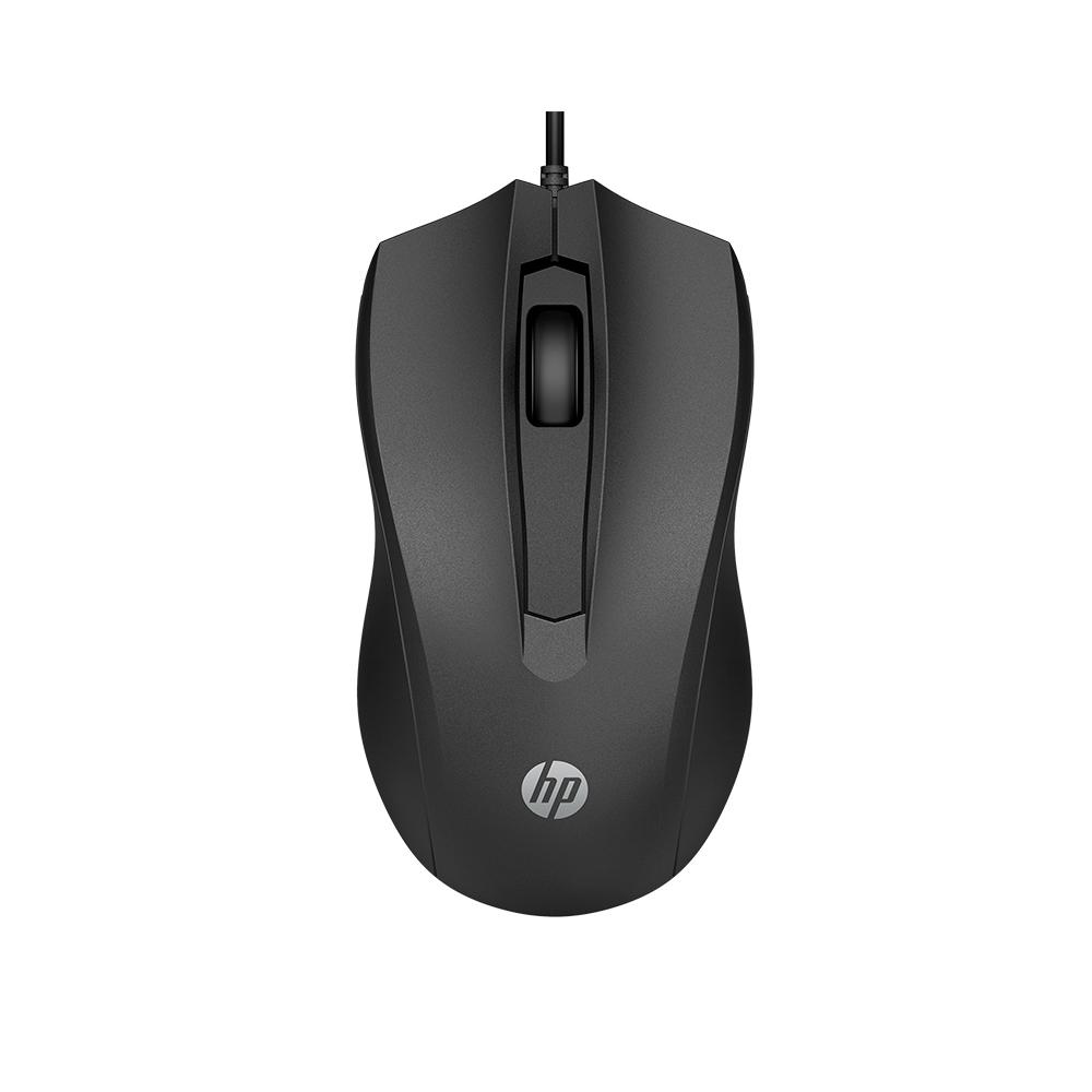 Mouse USB 100 Preto HP