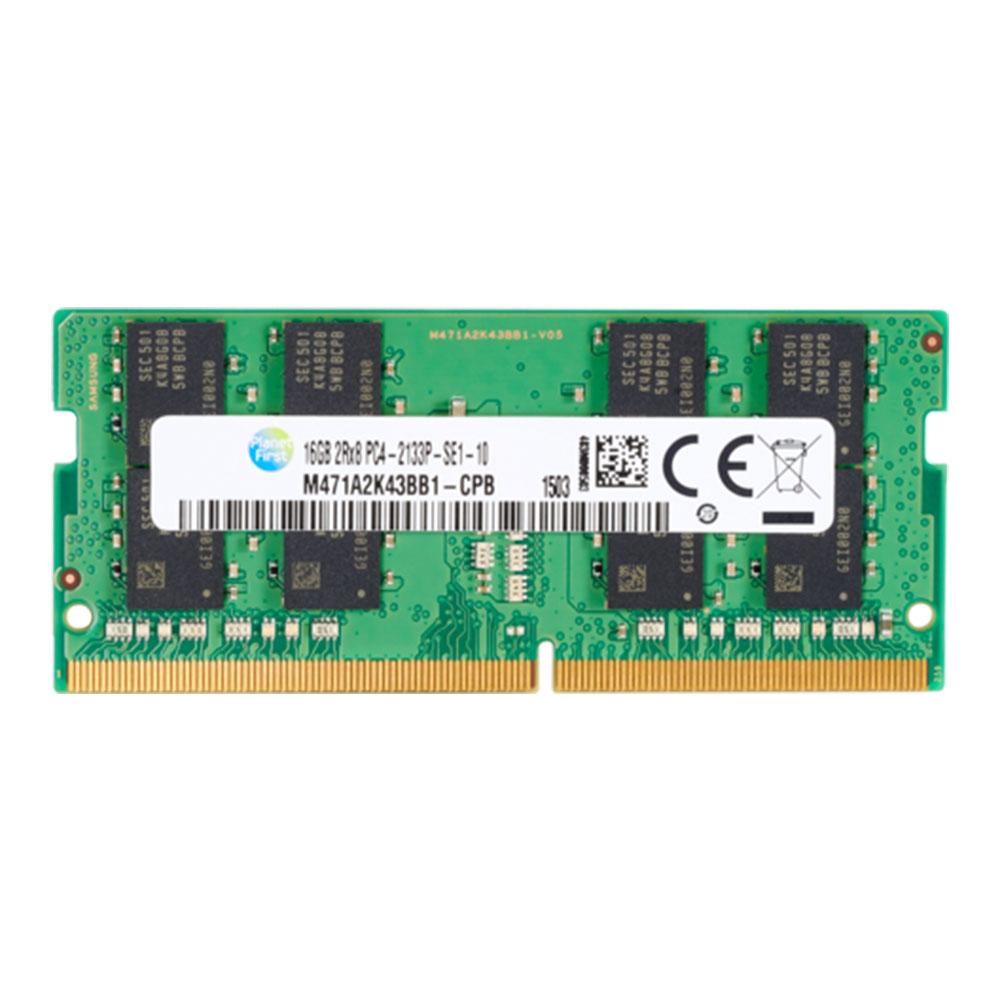Memória 4GB DDR4 2133MHZ SODIMM HP