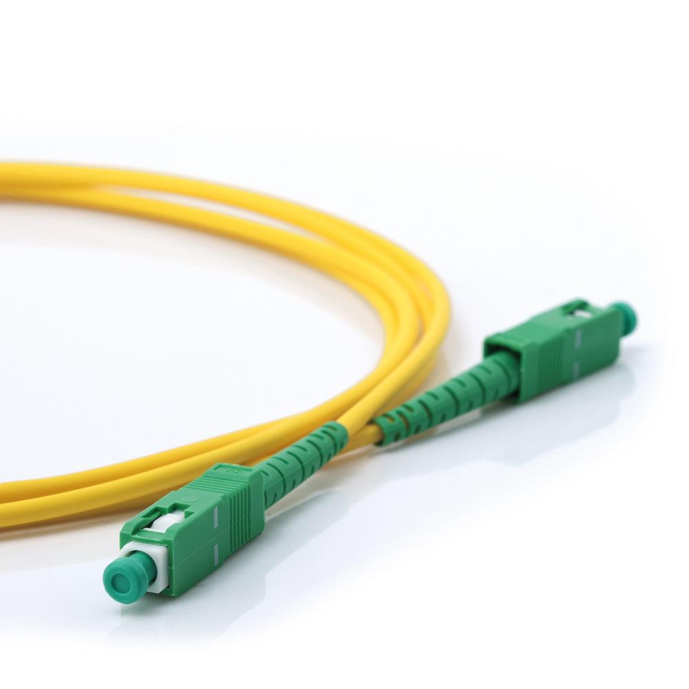 Patch Cord Optico SC/APC 2M FO-P20 PlusCable